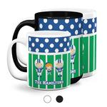 Football Coffee Mugs (Personalized)