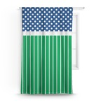 Football Curtain (Personalized)