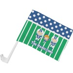Football Car Flag (Personalized)