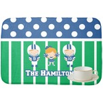 Football Dish Drying Mat (Personalized)