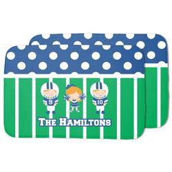 Football Dish Drying Mat (Personalized)