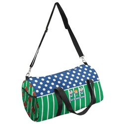 Football Duffel Bag - Multiple Sizes (Personalized)