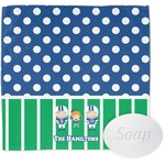 Football Wash Cloth (Personalized)
