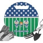 Football Gardening Knee Cushion (Personalized)