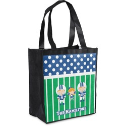 Football Grocery Bag (Personalized)