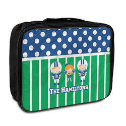 Football Insulated Lunch Bag (Personalized)