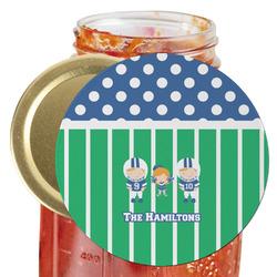 Football Jar Opener (Personalized)