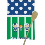 Football Kitchen Towel - Full Print (Personalized)