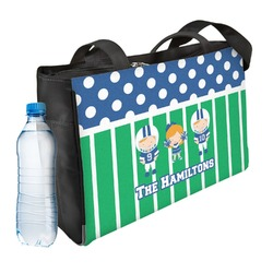 Football Ladies Workout Bag (Personalized)