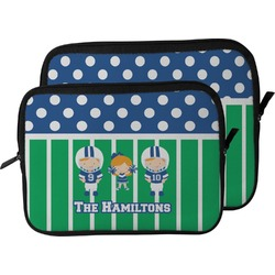 Football Laptop Sleeve / Case (Personalized)