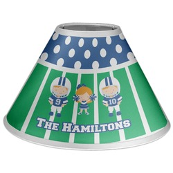Football Coolie Lamp Shade (Personalized)