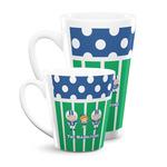 Football Latte Mug (Personalized)