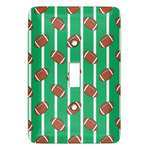 Football Light Switch Covers (Personalized)