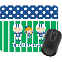 Football Mouse Pad (Personalized)