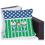 Football Outdoor Pillow (Personalized)