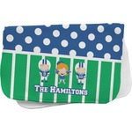 Football Burp Cloth (Personalized)