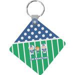 Football Diamond Key Chain (Personalized)