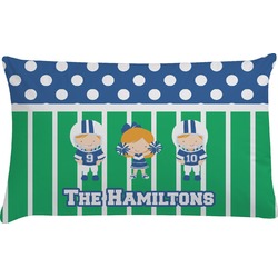 Football Pillow Case (Personalized)