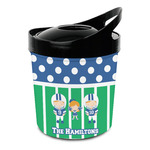 Football Plastic Ice Bucket (Personalized)