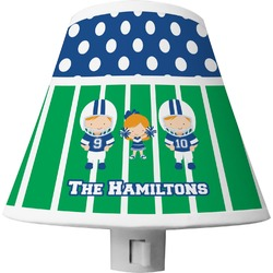Football Shade Night Light (Personalized)