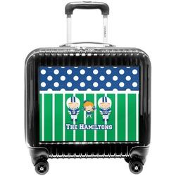Football Pilot / Flight Suitcase (Personalized)
