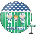 Football Round Table (Personalized)