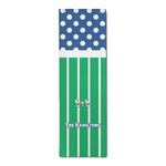 Football Runner Rug - 3.66'x8' (Personalized)