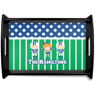 Football Wooden Trays (Personalized)