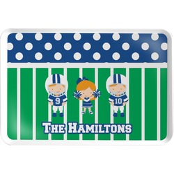 Football Serving Tray (Personalized)