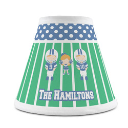 Football Chandelier Lamp Shade (Personalized)