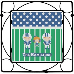 Football Trivet (Personalized)