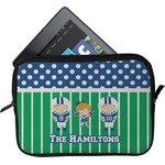 Football Tablet Case / Sleeve (Personalized)
