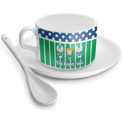 Football Tea Cups (Personalized)