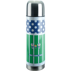 Football Stainless Steel Thermos (Personalized)
