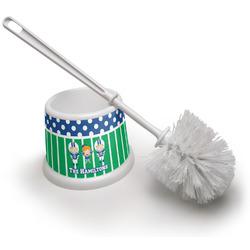 Football Toilet Brush (Personalized)