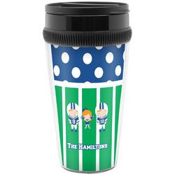 Football Travel Mugs (Personalized)