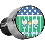 Football USB Car Charger (Personalized)