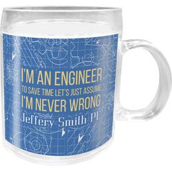 Engineer Quotes Acrylic Kids Mug (Personalized)