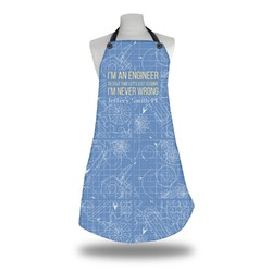 Engineer Quotes Apron (Personalized)