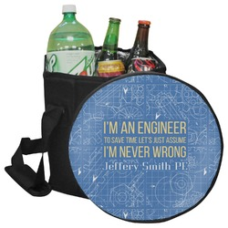 Engineer Quotes Collapsible Cooler & Seat (Personalized)