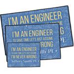 Engineer Quotes Door Mat (Personalized)