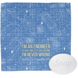 Engineer Quotes Wash Cloth (Personalized)