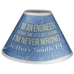 Engineer Quotes Coolie Lamp Shade (Personalized)