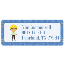 Engineer Quotes Return Address Labels (Personalized)