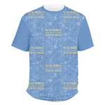 Engineer Quotes Men's Crew T-Shirt (Personalized)