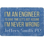 Engineer Quotes Comfort Mat (Personalized)