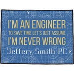 Engineer Quotes Door Mat (Personalized)