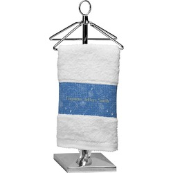 Engineer Quotes Finger Tip Towel (Personalized)