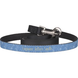 Engineer Quotes Dog Leash (Personalized)