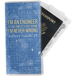 Engineer Quotes Travel Document Holder
